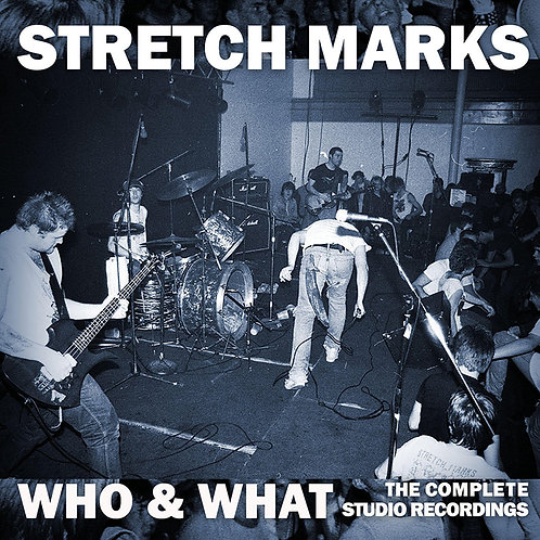 Stretch Marks: Who & What, The Complete Studio Recordings CD