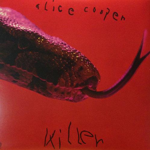 Alice Cooper: Killer Vinyl Record Front Cover