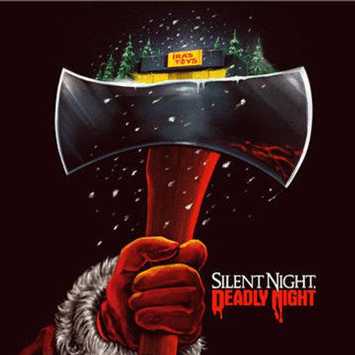 Silent Night Deadly Night Vinyl Record