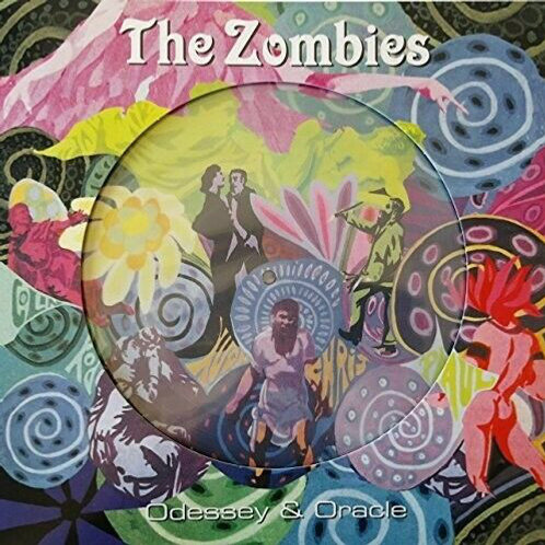 The Zombies: Odyssey & Oracle Picture Disc