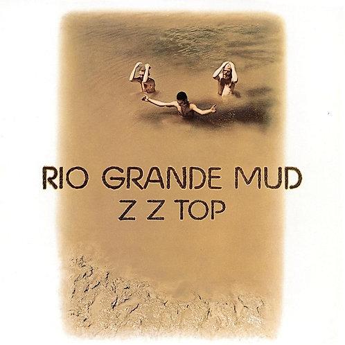 ZZ Top Rio Grande Mud Vinyl Record  (Muddy Brown Vinyl)