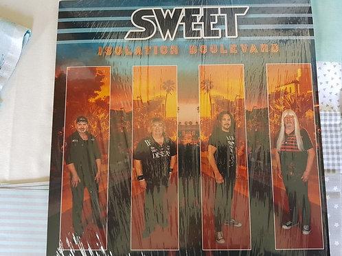 Sweet: Isolation Boulevard Vinyl Record