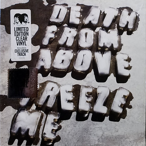 """Death From Above: Freeze Me/ Keep It Real Dumb 7"""" 45 RPM"""