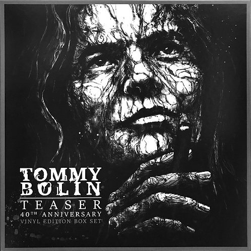 Tommy Bolin Teaser 40th Anniversary Box Set