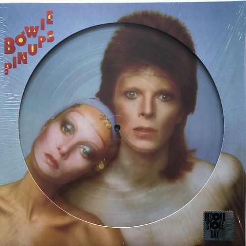 David Bowie Pinups Picture Disc Front RSD