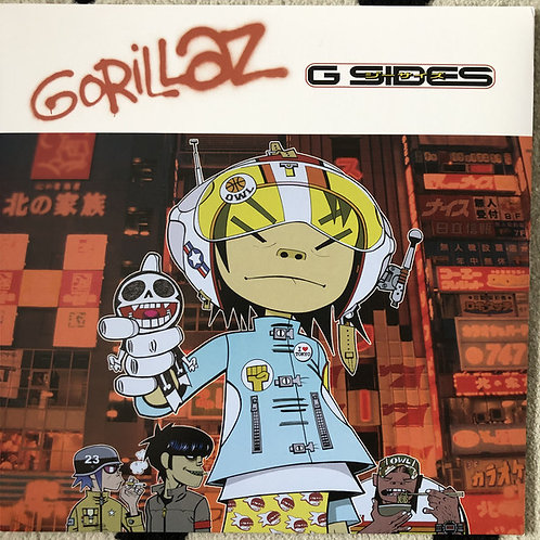 Gorillaz G Sides Vinyl Record