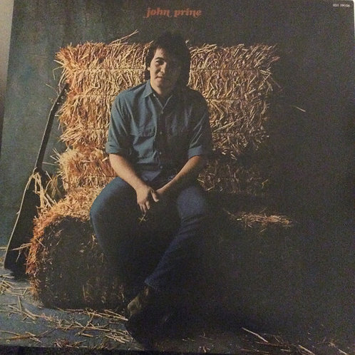 John Prine S/T Vinyl Record 180gr