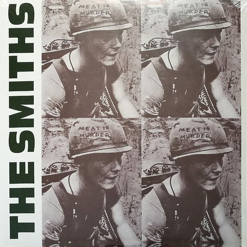 The Smiths: Meat Is Murder Vinyl Record