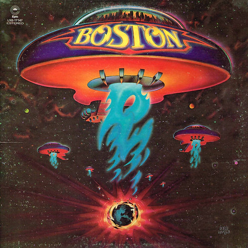 Boston S/T 180gr Vinyl Record
