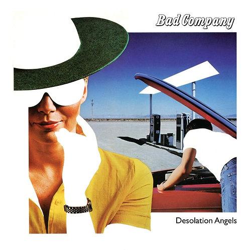 Bad Company: Desolation Angels 40th Anniversary Vinyl Record