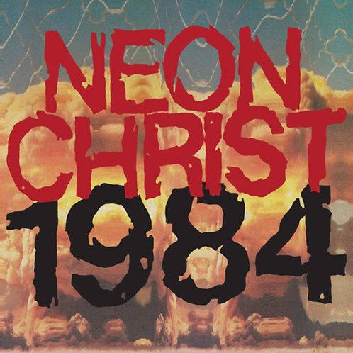 Neon Christ: 1984 Vinyl Record