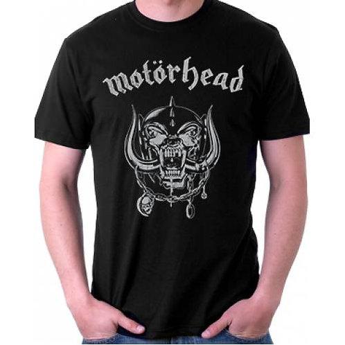 Motorhead Logo T-Shirt Lemmy