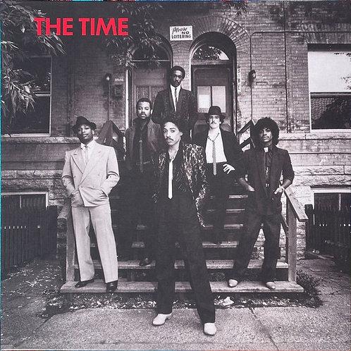 The Time Vinyl Record (Red & White Vinyl)