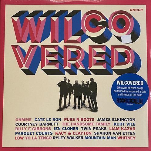 WILCO Covered Vinyl Record