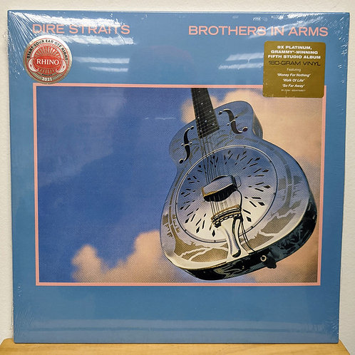 Dire Straits: Brothers In Arms 180gr Vinyl Record