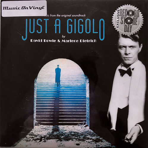 David Bowie & Marleen Dietrich:Just A Gigolo 45 RPM