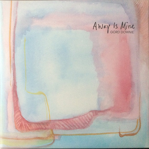 Gord Downie: Away Is Mine Double Vinyl Record
