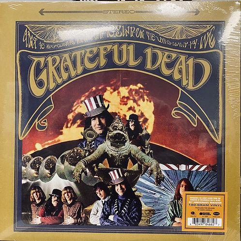 The Grateful Dead S/T 180 gr 50th Anniversary vinyl record