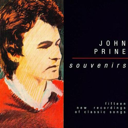 John Prine: Souvenirs Vinyl Record