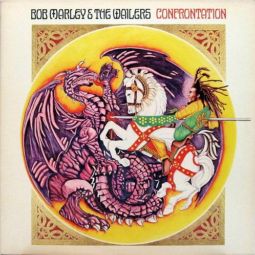 Bob Marley & The Wailers: Confrontation Vinyl Record