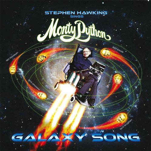 Stephen Hawking Sings Monty Python – Galaxy Song