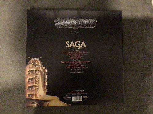 Saga: Silent Knight Vinyl Record