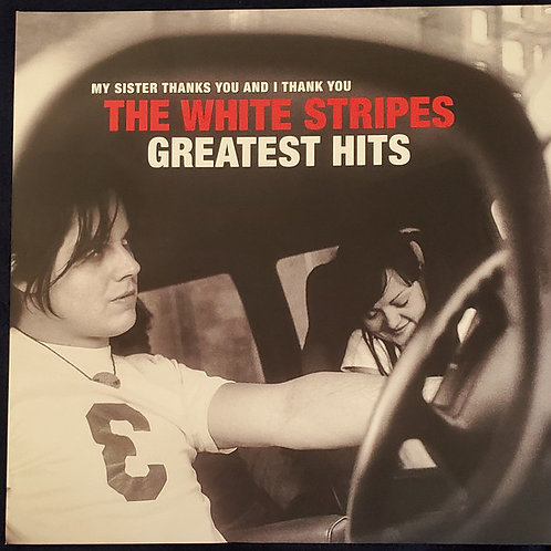 The White Stripes: Greatest Hits Vinyl Record