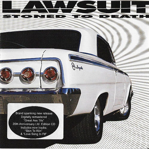 Lawsuit: Stones To Death CD
