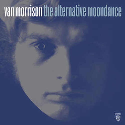 Van Morrison The Alternative Moondance front cover RSD