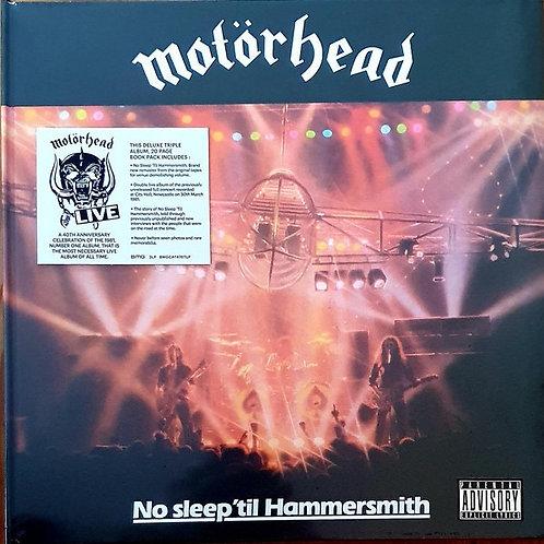 Motorhead: No Sleep 'til Hammersmith Deluxe Box Set