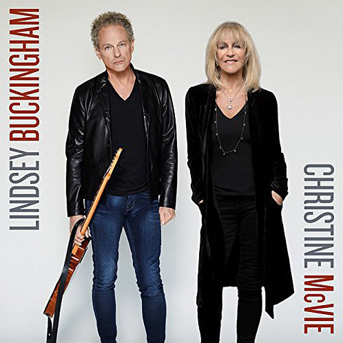 Lindsey Buckingham/ Christine McVie Vinyl Record