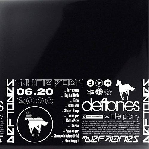 Deftones: White Pony Deluxe Set Pre Sell