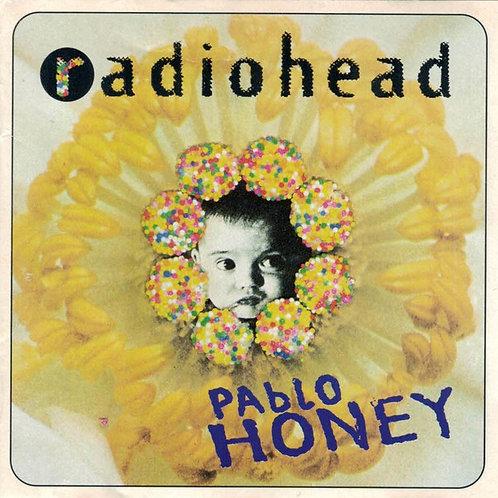 Radiohead: Pablo Honey Vinyl Record