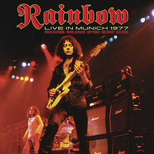 Rainbow: Live In Munich 1977 Vinyl Record