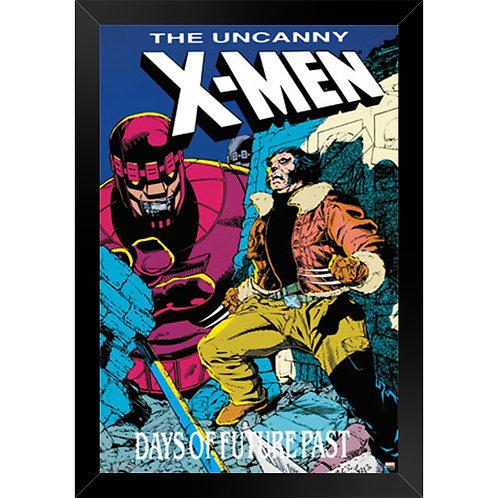 Uncanny X-Men Days Of Future Past Poster