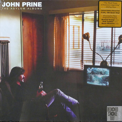 John Prine: The Asylum Albums