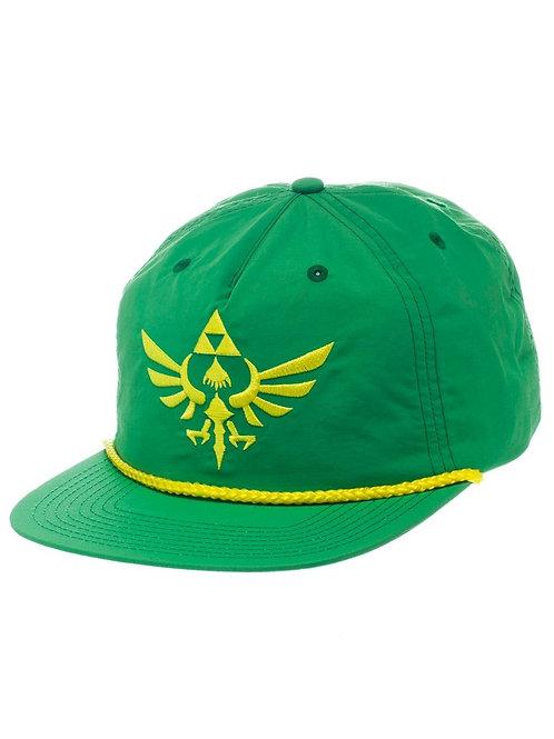 Zelda Slouch Snapback Cap