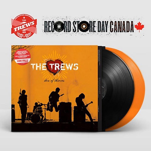 The Trews Den Of Thieves Record Store Day