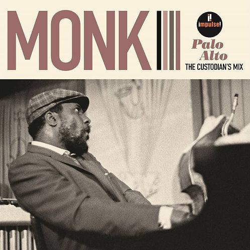 Thelonius Monk: Palo Alto The Custodian's Mix Vinyl Record