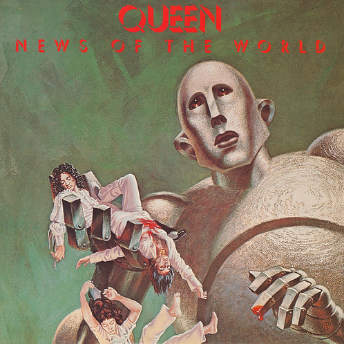 Queen: News Of The World Vinyl Record