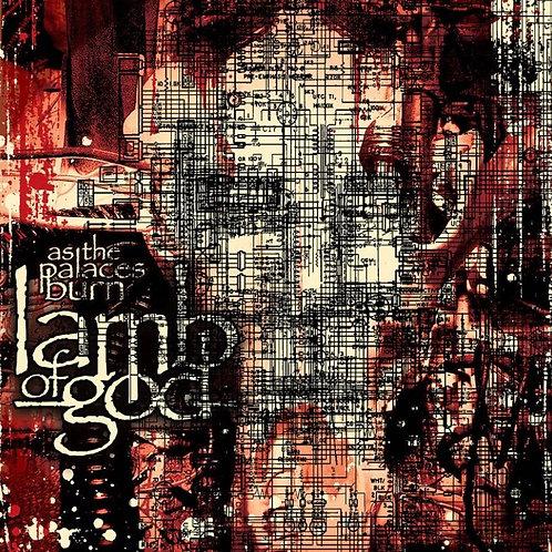 Lamb of God: As The Palace Burns Vinyl Record