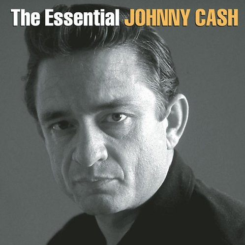 Cash, Johnny: The Essential Johnny Cash Vinyl Record