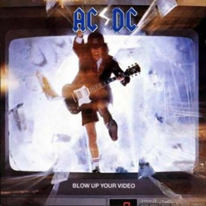 AC/DC: Blow Up Your Video Vinyl Record