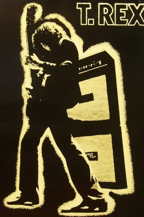 T.Rex Electric Warrior Poster