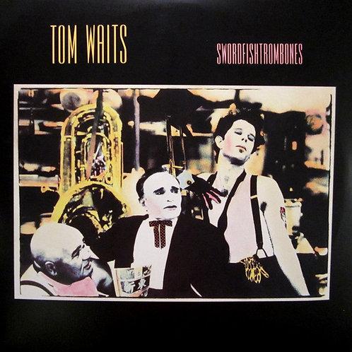 Tom Waits Swordfishtrombone front cover