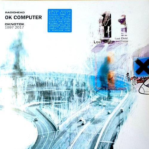Radiohead OK Computer 1997-2017 Triple 180gr Vinyl
