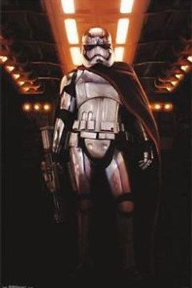 Star Wars Chrome Stormtrooper Poster