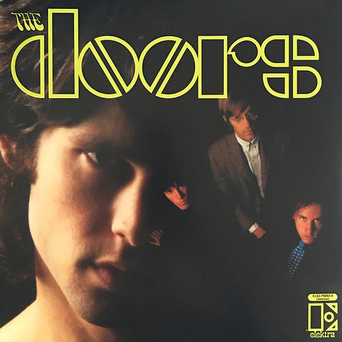 The Doors S/T Vinyl Record