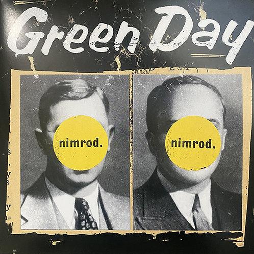 Green Day:Nimrod 20th Anniversary Yellow Vinyl
