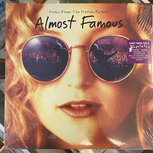 Almost Famous Soundtrack Vinyl Record